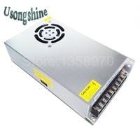 1 sztuk All metal Zasilania AC110V 220 V Do Zasilania DC12V Taśmy LED AC DC Adapter 12 V 20A 250 W Przełącznik Power Supply dla 3D drukarki