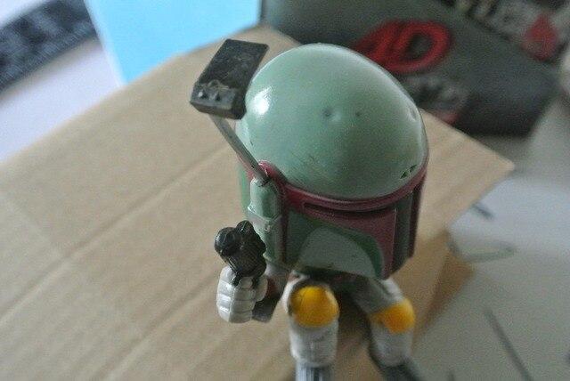 PVC Star Wars soldats vieux dégagement ornements enfants jouet