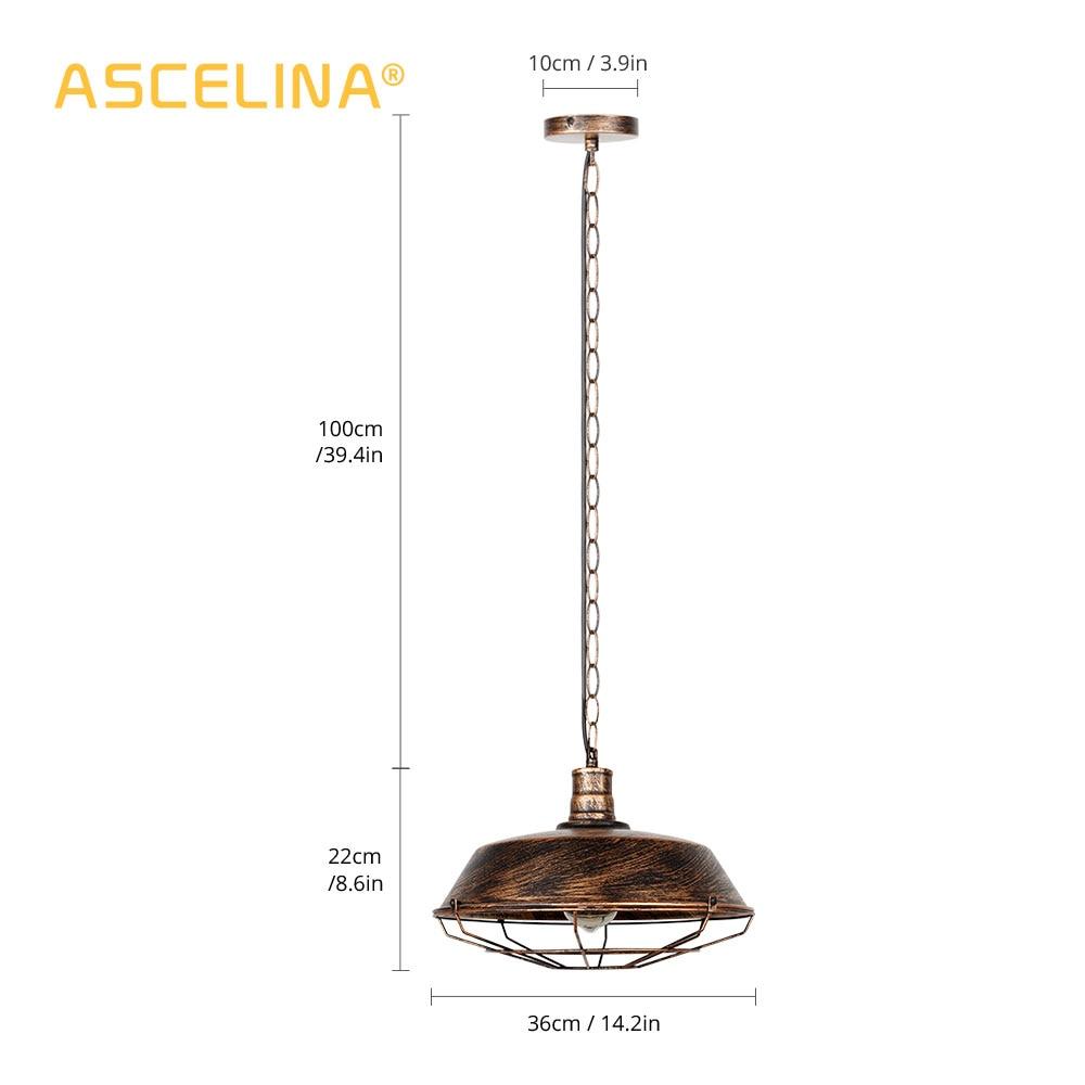 cheapest 21 15 9cm E27 Vintage celling iron lamp Industrial Light Retro Lamp Adjustable 4 Leaf for Coffee Bar Loft style Fixture DA