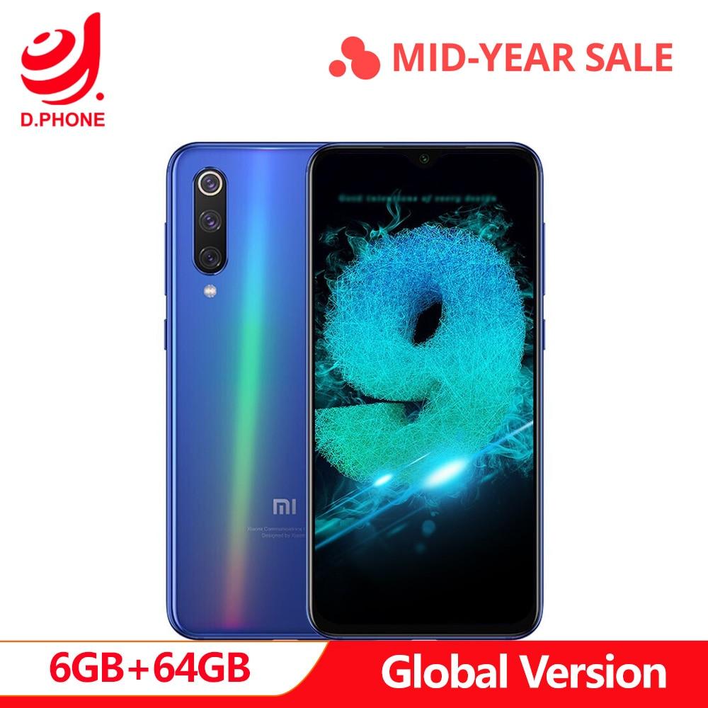 Original versión Global Xiaomi mi 9 SE Snapdragon 712 Octa Core de 6 GB 64 GB 5,97 AMOLED FHD Display 48MP Triple Cámara Smartphone