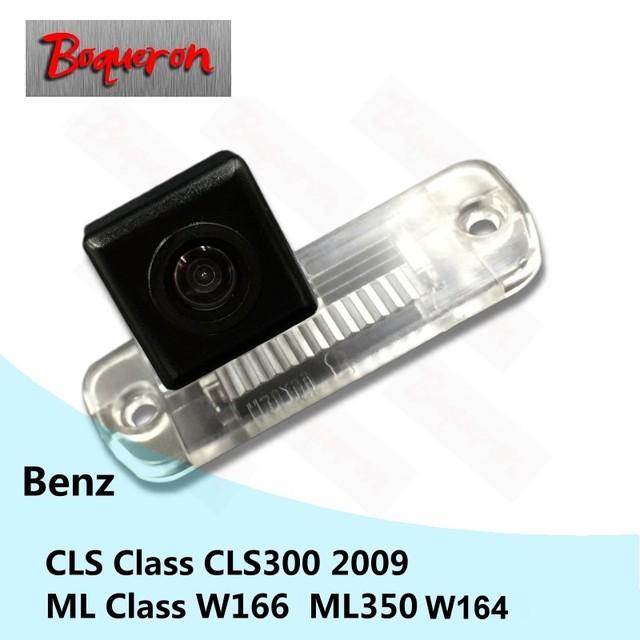 BOQUERON para Mercedes Benz CLS300 CLS 2009 ML W164 W166 ML350 HD CCD Câmara de marcha de backup de visão traseira Do Carro À Prova D' Água câmera