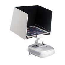 """9.7 """"DJI Phantom 4/3 контроллер FPV-системы Мониторы Защита от солнца капюшон вдохновлять 1 дистанционного Contorl Защита от солнца тень Гуд для iPad Air /air 2/9. 7 """"Планшеты белый"""