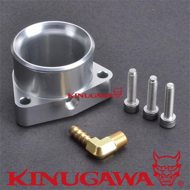 """Kinugawa Turbo Compressor Outlet Adapter Kit OD 2"""" for Nissan SR20DET / for Garrett GT25R GT28R"""