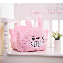 Studio Ghibli My Neighbor Totoro – Warm Plush Pet Cushion
