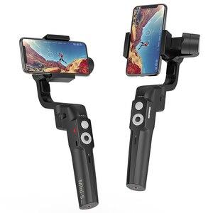 Image 4 - MOZA Mini S katlanabilir 3 Axis el Gimbal sabitleyici için IOS10.0 iphone android 8.1 akıllı telefonlar Gopro 5/ 6/7