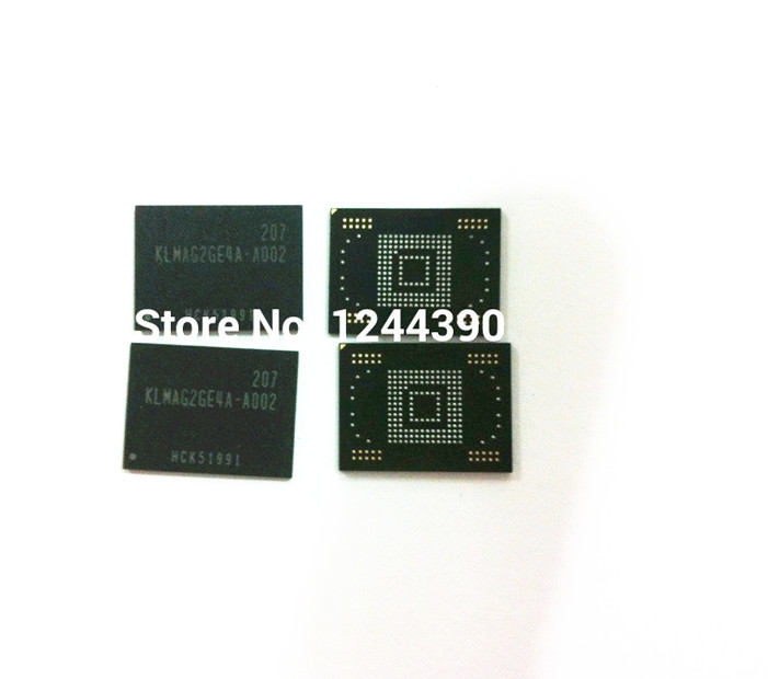 5pcs Lot For Samsung P5100 EMMC Programmed Firmware NAND
