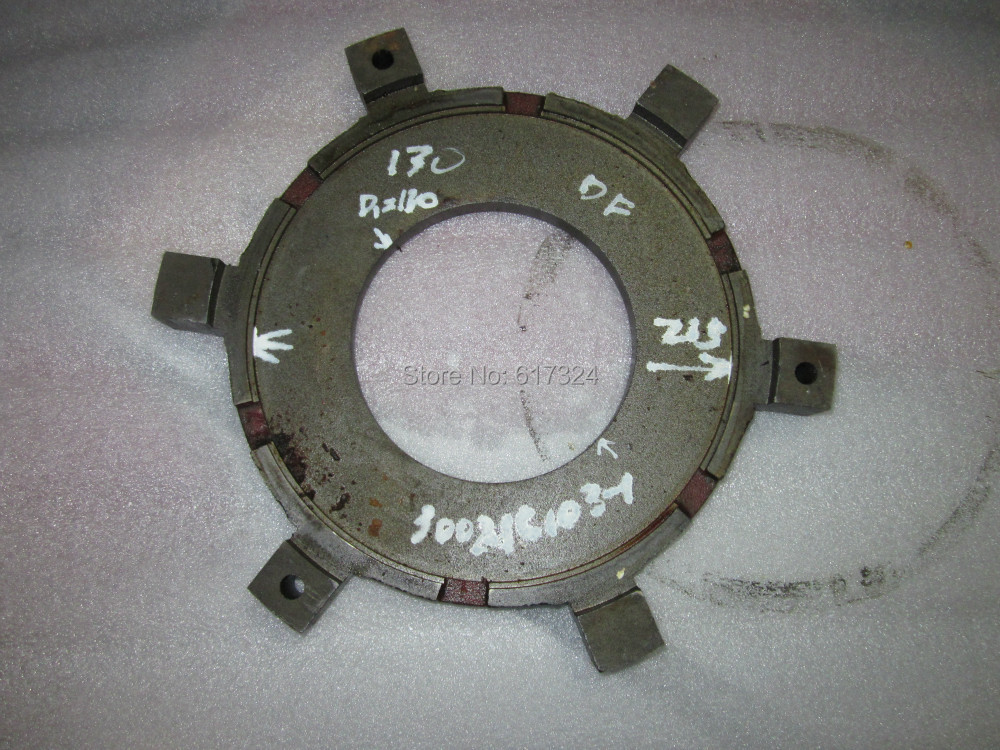 DONGFENG tractor 30 40 series, the pressure plate, part number: 300.21C.103-1 cxa l0612 vjl cxa l0612a vjl vml cxa l0612a vsl high pressure plate inverter