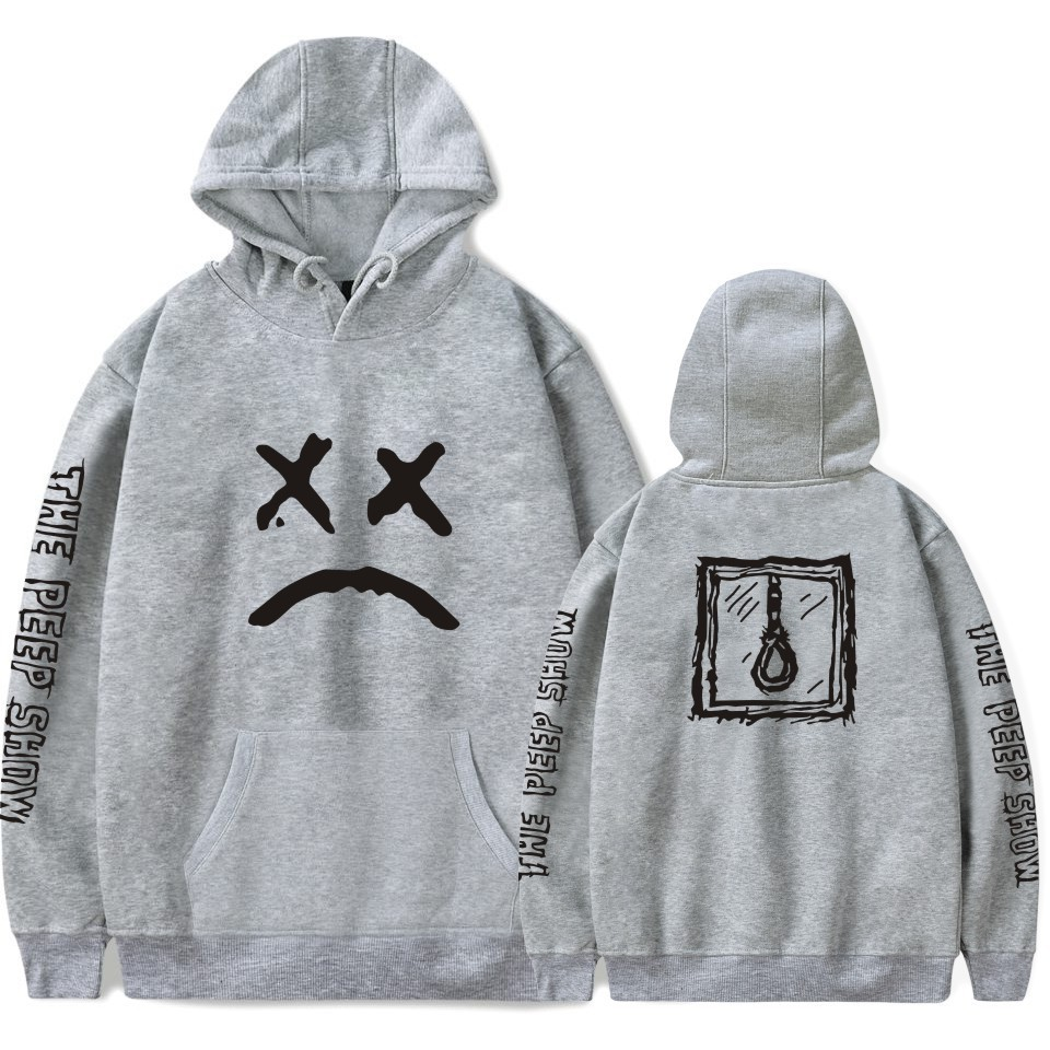 Lil Peep Hoodies Love lil.peep men Sweatshirts Hooded Pullover sweatershirts male/Women  ...