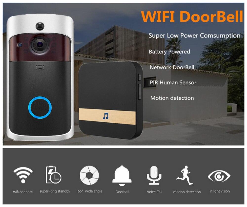 wireless video doorbell (1)