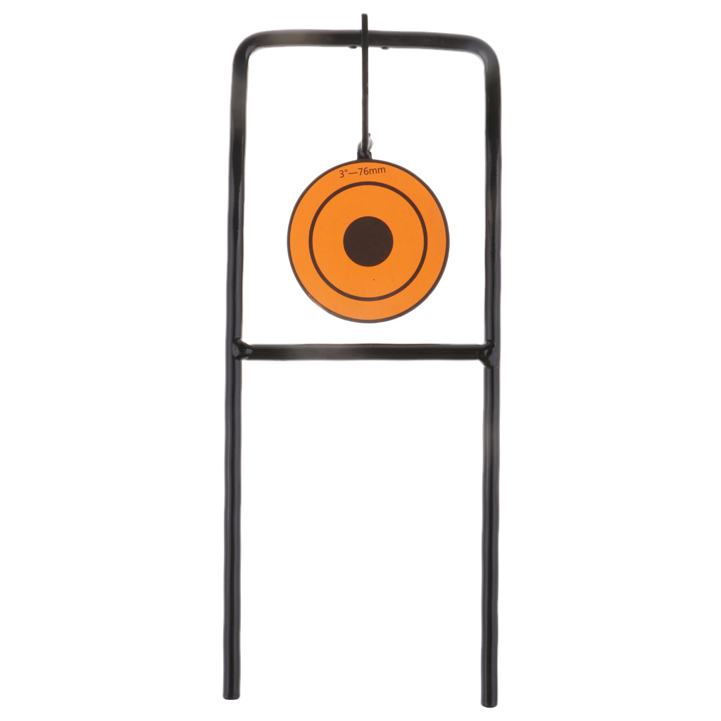 Self Resetting Spinners Target Metal Shooting Practice Targets Outdoor Paintball Accessories