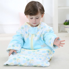High Quality Newborn Infant Cotton Spring Autumn Thin Anti Kick Soft Quilt Sleeping Bag Baby Warm Sleep Sack Free Shipping