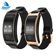 YH Bluetooth Смарт Часы Браслет Группа Артериального Давления Монитор Сердечного ритма Шагомер Фитнес Smartwatch Для IOS Android Phone