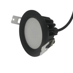 Image 3 - IP65 עמיד למים תקרה שקוע LED ספוט אור AC220V 15W/12W/9W/7W/5W LED Downlight עבור אמבטיה מקלחת חדר סאונה
