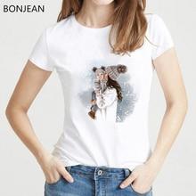 Vogue super mom tshirt women harajuku kawaii clothes female life graphic tee shirt femme korean style t streetwear