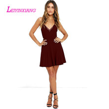 LEIYINXIANG Elegant 2019 New Arrival Evening Dresses Sexy Robe de Soiree Luxury A Line Backless Lace V-Neck Strapless Custom Fit