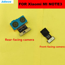 FOR xiaomi MI note3 Front rear facing camera FOR phone xiaomi MI note 3 все цены