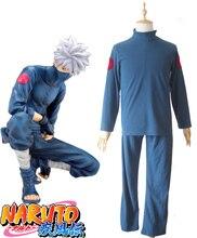 Бесплатная доставка Наруто Хатаке Какаши Коноха ниндзя форма Нижнее белье аниме Косплэй костюм