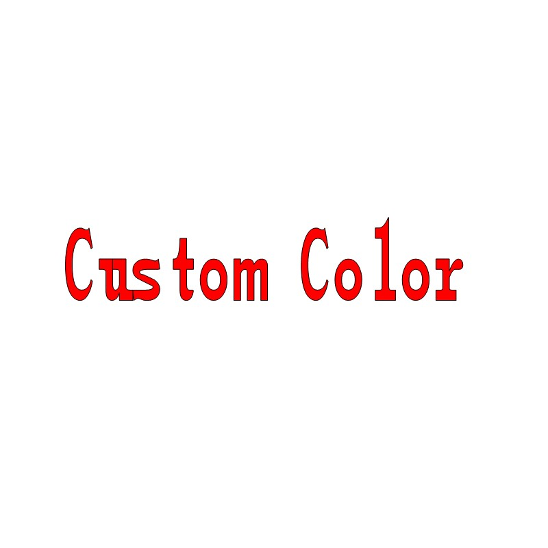 Custom Red Color