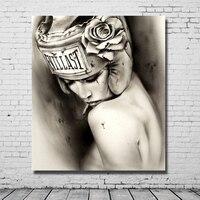 Trang Trí Sơn dầu Hand Painted Nude Ảnh Sexy Girl Pop Art Tường Hình Ảnh cho Trang Trí Nội Thất Canvas Lập Không Có khung