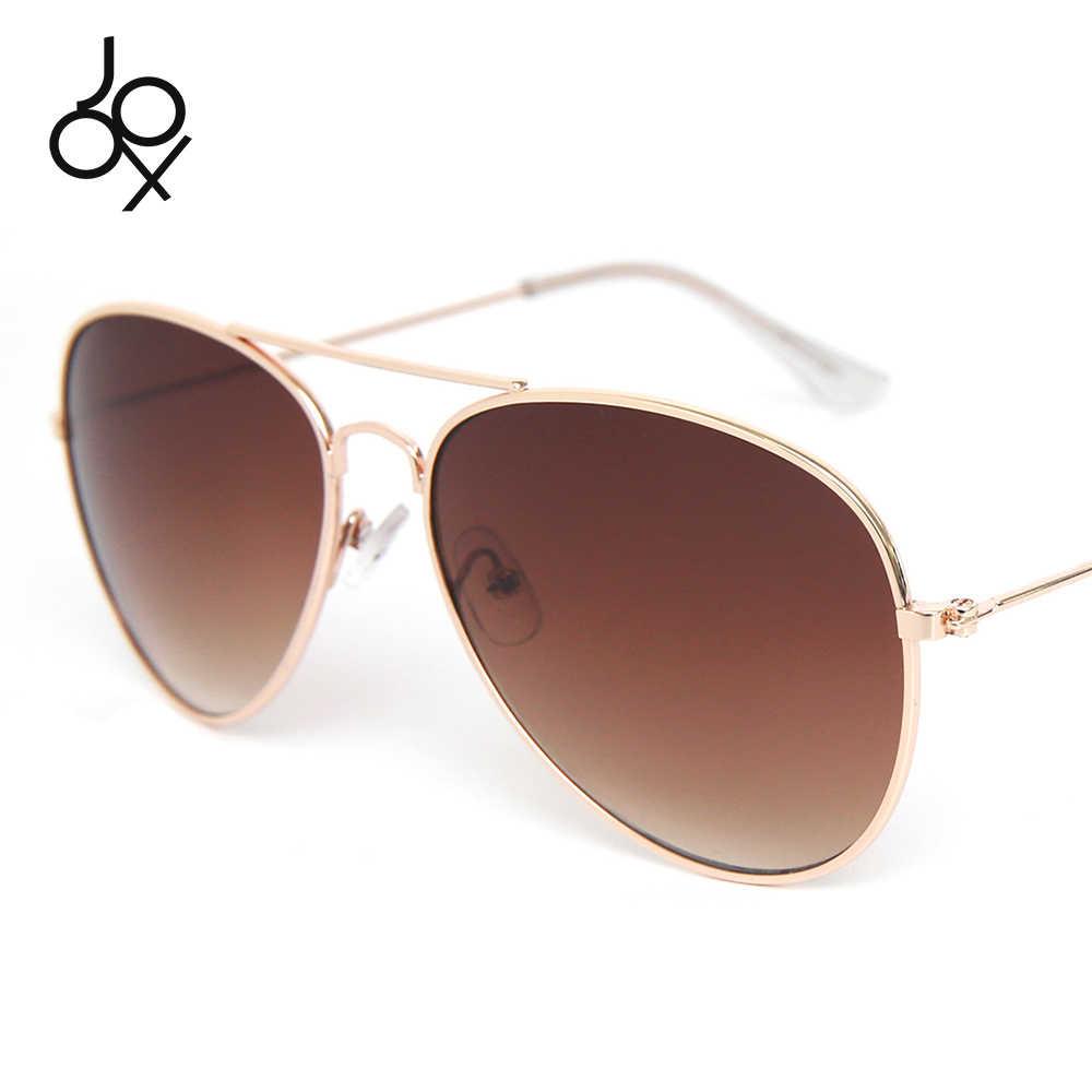 super popular 567d6 0f50e Unisex Stainless Steel Brown Gradient Sunglasses Women Men Mirror  Sunglasses Driving Vintage Pilot Sun Glasses lentes UV400