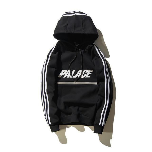 Palace Hoodies man cotton loose hooded Sweatshirts  men sweatershirt brand sweatershirt brand hoodie man high quality