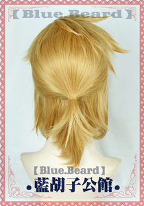 Image 5 - האגדה של זלדה: הנשימה של הטבע קישור קצר זהב פוני זנב חום עמיד שיער Cosplay תלבושות פאה + חינם פאה כיפה