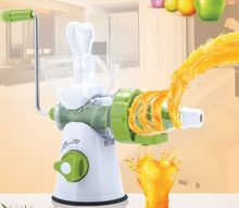 Juicer hand Manual Healthy Wheatgrass vegetables home Fruit Juicer kitchen utensils high efficiency цена и фото