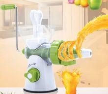 Juicer hand Manual Healthy Wheatgrass vegetables home Fruit Juicer kitchen utensils high efficiency