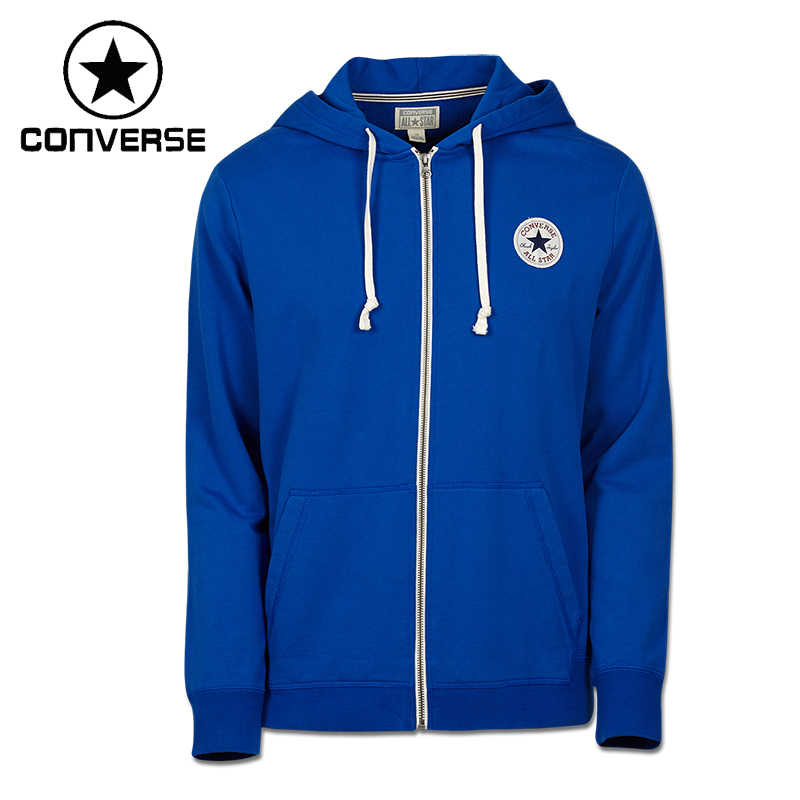 Hacia abajo Llevando Vacío  Original Converse chaquetas de Hombre Ropa deportiva con capucha|Chaquetas  de fútbol americano| - AliExpress