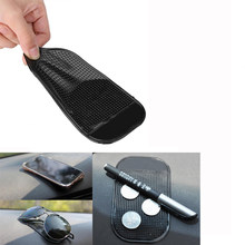 Auto Magic Anti-Slip Dashboard Sticky Pad Non-slip Mat Houder Voor GPS Mobiele Telefoon Auto Interieur Accessoires(China)