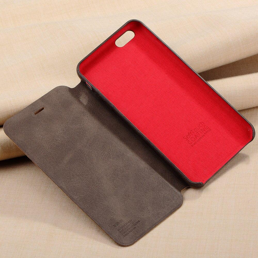 X-Level για iPhone 6 6S Case Δερμάτινο κάλυμμα - Ανταλλακτικά και αξεσουάρ κινητών τηλεφώνων - Φωτογραφία 4