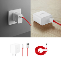 Original 30W Power Adapter Warp Charger for OnePlus 7 Pro 1M Type C Flat Cable USB Data Quick Charging Line US Warp Charger