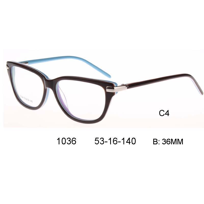 2018 New Fashion Retro Full Frames Cat Eyeglasses Frame