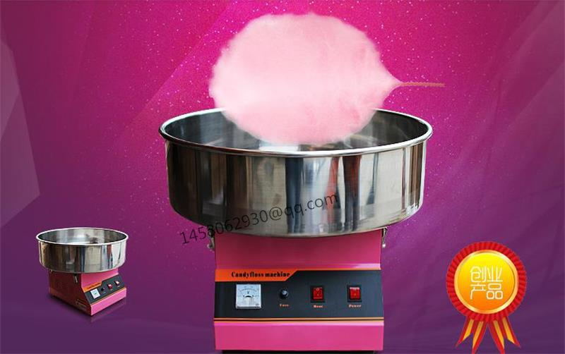 Christmas gift! Hot Sale Candy Cotton Maker Household Cotton Candy Machine,Floss maker  ,candy floss machine with CE approved
