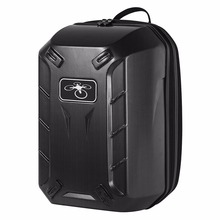 2017 Carbon Fiber Phantom 4 Hardshell Bag Backpack Shoulder Carry Case Box for DJI Phantom 4 Standard FPV Drone Quadcopter