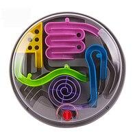 3D Magie Intelligenz-ball Maze Ball Track Puzzle Spielzeug Perplexus Epischen Spiel Kinder Erwachsene Magnetische Kugeln Spielzeug für Kinder weihnachtsgeschenk