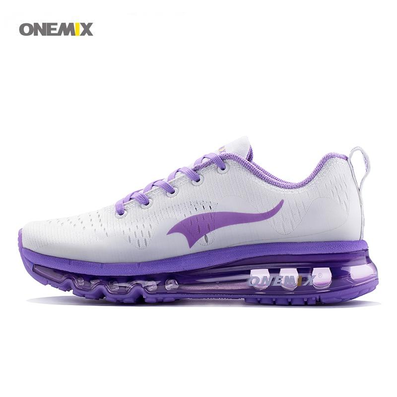 ONEMIX 2017 Women's running shoes sport sneakers mesh aqua outdoor walking flexible barefoot comfortable air run shoes 1223