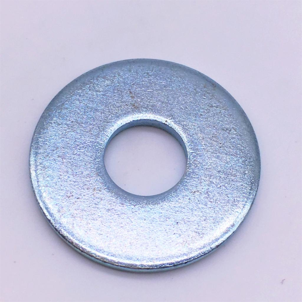 1//4 x 2 FENDER WASHER ZINC PLATED 100 PIECES