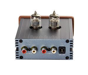 Image 5 - Douk Audio Mini Single ended Class A 6J1 Tube Headphone  Amplifier HiFi Stereo Audio Pre amplifier
