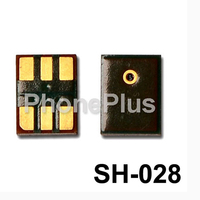 20\/50\/100PCS For Motorola MOTO G6 XT1925 Microphone Inner MIC Receiver Speaker Repair Part