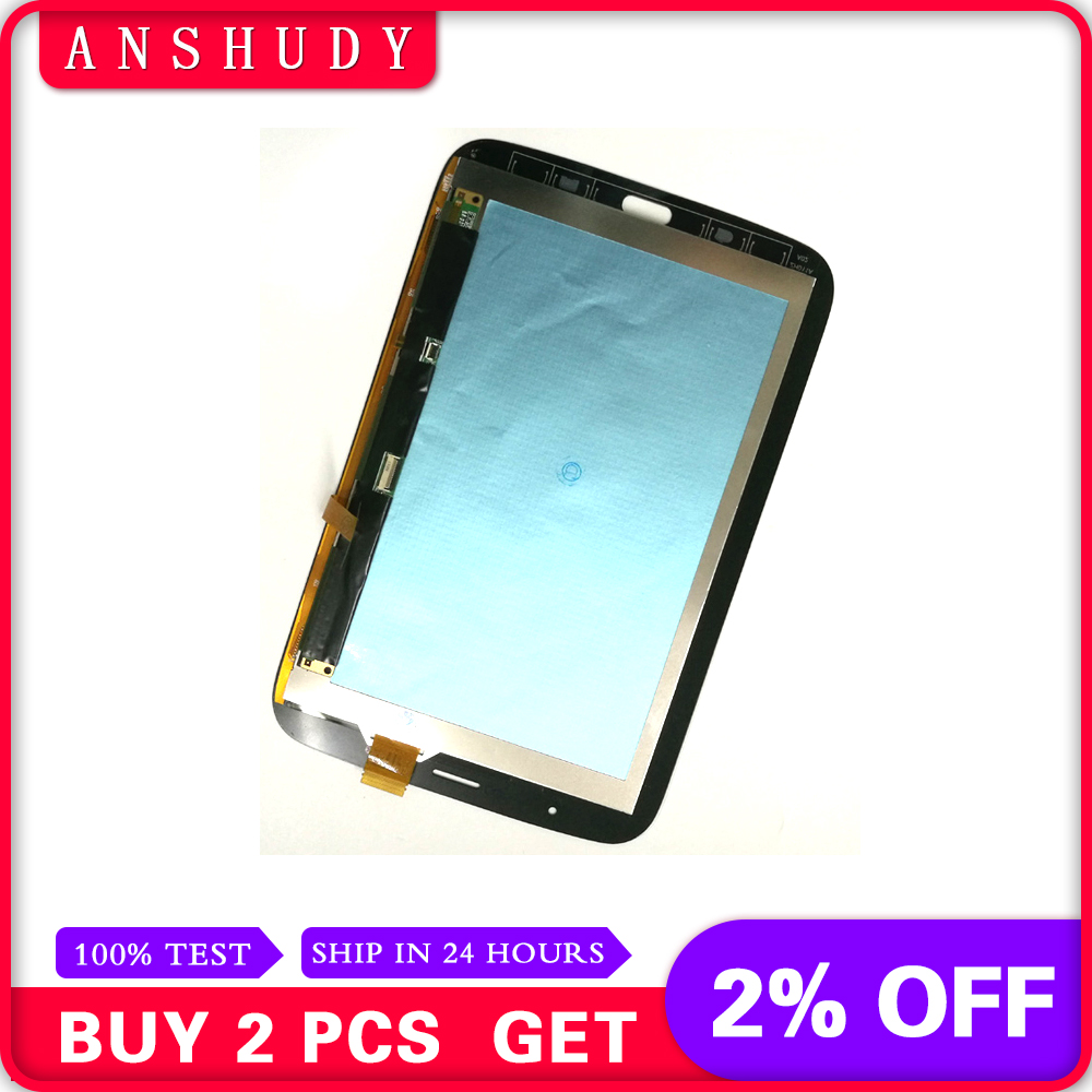 LCD For Samsung Galaxy Note 8 GT- N5100 N5110 LCD Display Panel Module + Touch Screen Digitizer Sensor Glass AssemblyLCD For Samsung Galaxy Note 8 GT- N5100 N5110 LCD Display Panel Module + Touch Screen Digitizer Sensor Glass Assembly