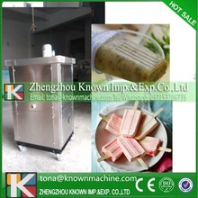 Innovate commercial ice cube making machine with intelligent computer control panel