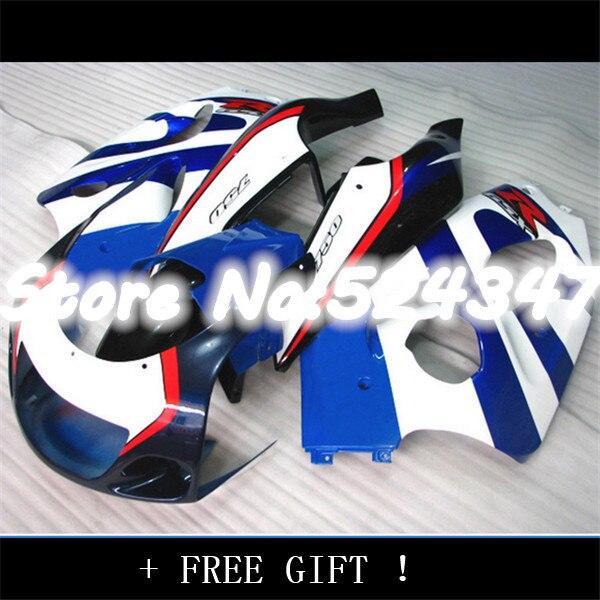 Hey-Hey-Bodywork For A GSX-R600 96 97 GSX R600 GSXR 600 98 99 00 GSXR600 96 1996 1997 1998 1999 2000 Blue White Red Fairing