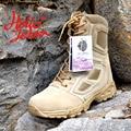 Botas táticas Botas Wearable Tênis Para Caminhada Leve Sapatos Ao Ar Livre Militar À Prova D' Água Respirável EUR tamanho 39-45 Botas de Combate Do Deserto