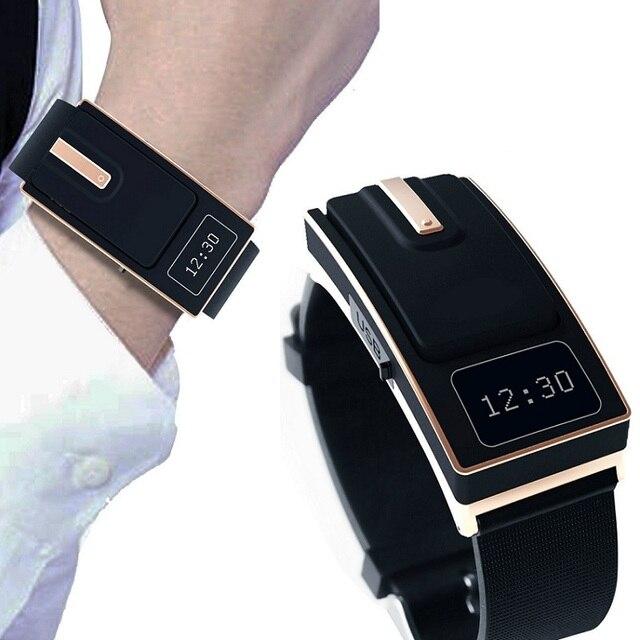 88b347e14a 手首の呼び出しbldスマートリストバンドスポーツリマインダーブルートゥース音楽遊び時計アンドロイド携帯携帯