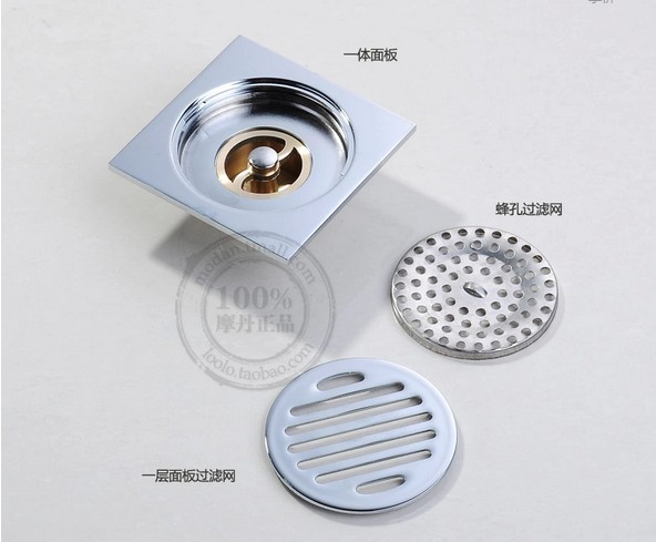 Aliexpress com   Buy 3 inch Odor proof Floor drain Bathroom Bath Shower Drain  Floor Trap Waste Grate With Strainer Cover free shipping from Reliable  grating. Aliexpress com   Buy 3 inch Odor proof Floor drain Bathroom Bath