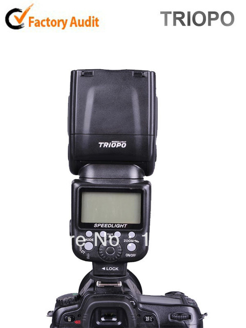 TRIOPO professional speedlite TR-980C,fit for Canon, camera speedlite