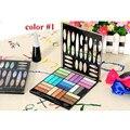 Professional 27 cores da paleta da sombra de maquiagem Cores da sombra do olho maquiagem beleza paleta nu Original CX05