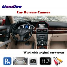Liandlee For Mercedes Benz GLK200 GLK220 GLK250 GLK320 / Auto Back Up Cam Rearview Parking Camera Work with Car Factory Screen