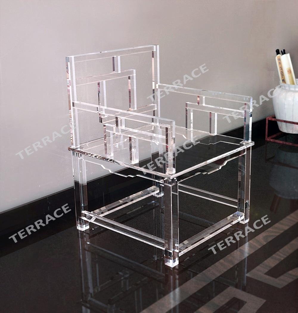 Online Get Cheap Clear Lucite Chair Aliexpress – Clear Arm Chair